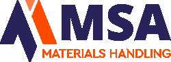 MSA Materials Handling Logo