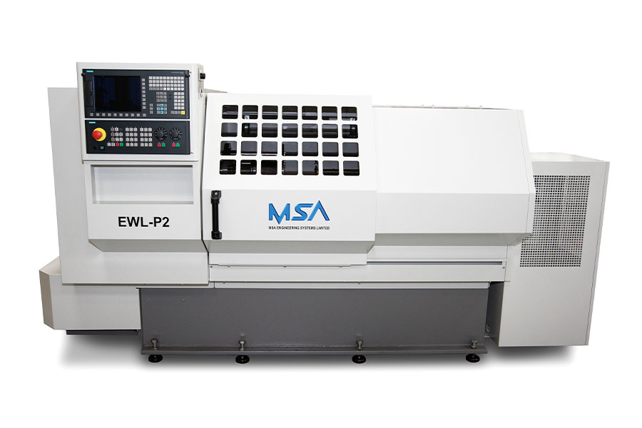 EWL-P2 Single Spindle Horizontal Wire Laying